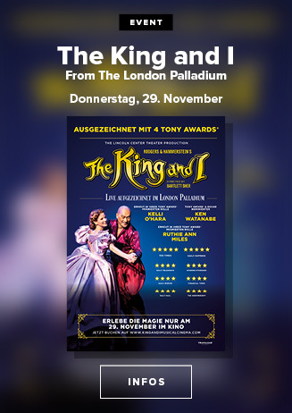AC: The King and I: From The London Palladium
