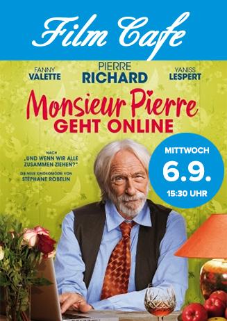 Filmcafé: Monsieur Pierre geht online
