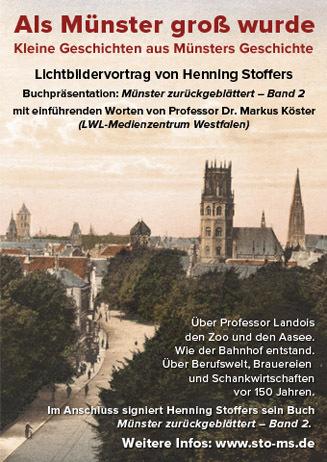 Als Münster groß wurde