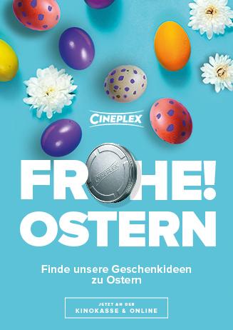 Kinogutscheine Ostern 2107