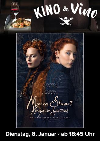 Kino & Vino: MARIA STUART
