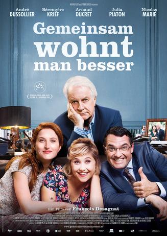 Kenner-Kino: GEMEINSAM WOHNT MAN BESSER