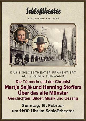 Martje Saljé und Henning Stoffers