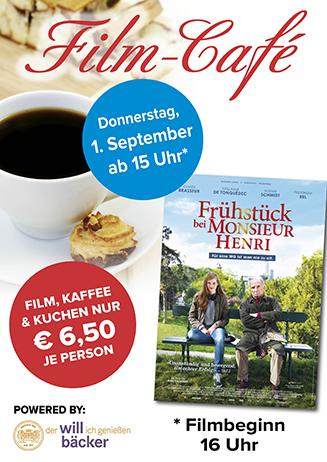"160901 Film-Café ""Frühstück bei Monsieur Henri"""