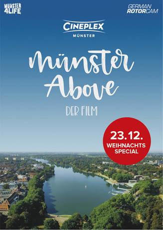 MÜNSTER ABOVE – Weihnachts-Special