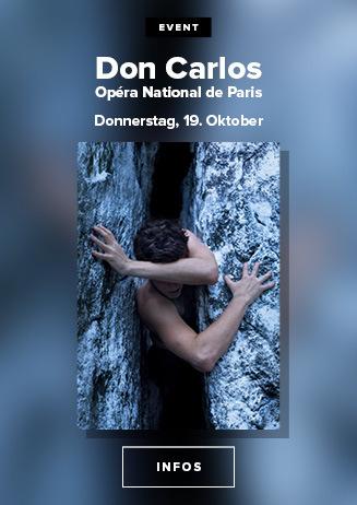 Opéra national de Paris 2017/18: Don Carlos