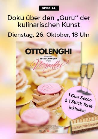 """211026 Secco&Torte """"Ottolenghi und die Versuchungen..."""""""