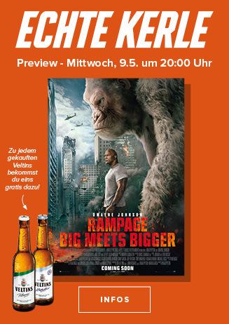 EK: RAMPAGE - Big Meets Bigger