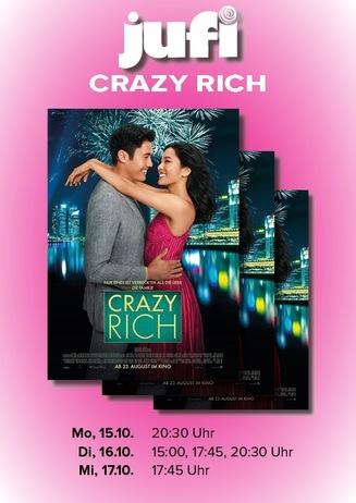 JUFI - Crazy Rich
