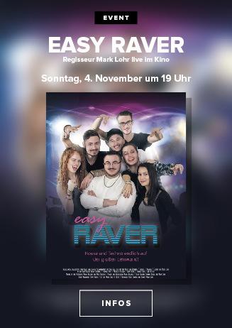 Live im Kino: EASY RAVER