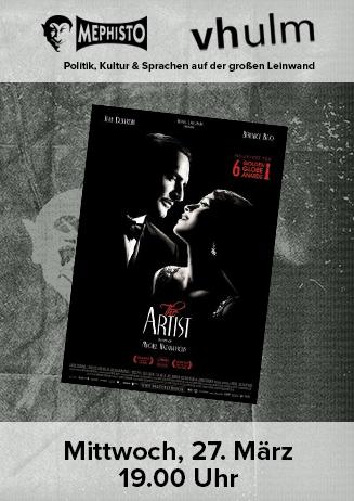 vh ulm im Kino: The Artist