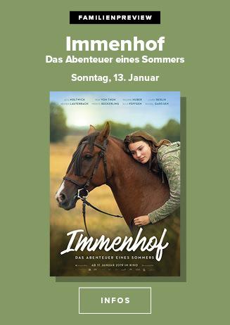 """Familienpreview: """"Immenhof - Das Abenteuer eines Sommers"""""""