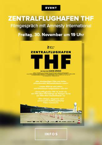 Filmgespräch: ZentralflughafenTHF