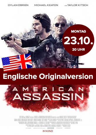 Englische Originalversion: American Assassin