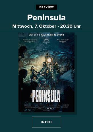"""201007 Preview """"Peninsula"""""""