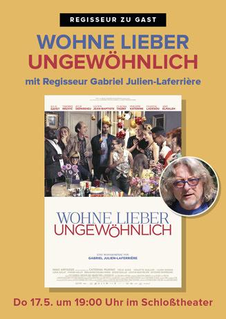 WOHNE LIEBER UNGEWÖHNLICH mit Regisseur