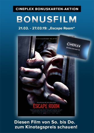 "Bonusfilm: ""Escape Room"""