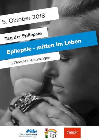 Epiliepsie - Mitten im Leben
