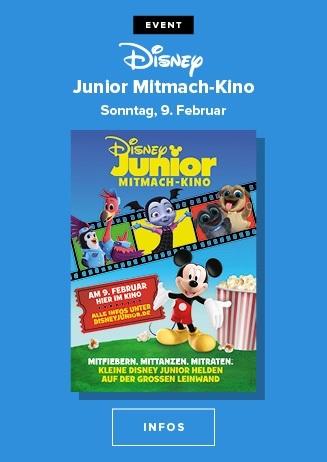 Disney Junior Mitmachkino 09.02.