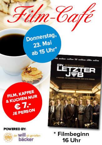 """190523 Film-Café """"Ein letzter Job"""""""