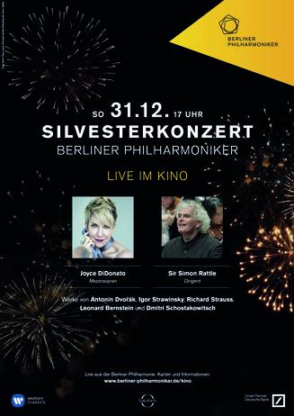 Silvester Berliner Philharmoniker
