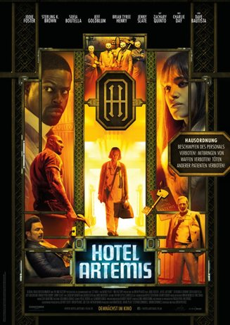 Preview: Hotel Artemis