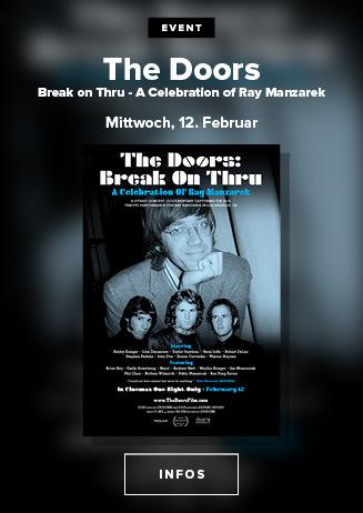 Konzertfilm: The Doors: Break On Thru - A Celebration Of Ray Manz