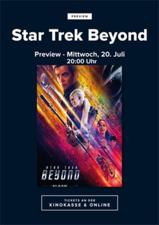 Preview: Star Trek Beyond