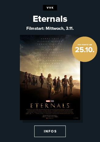 Vorverkauf: Eternals