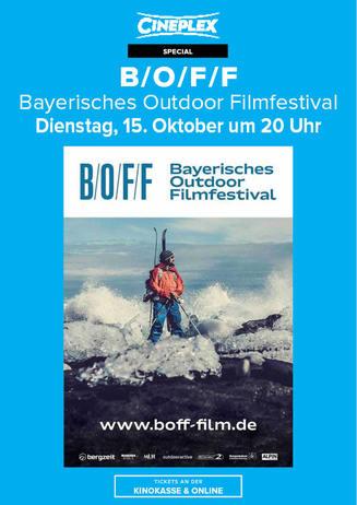 B/O/F/F - Bayerisches Outdoor Filmfestival 2020