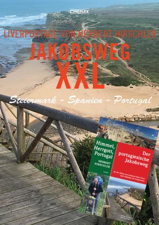 "Multi-Media-Präsentation ""Jakobsweg XXL"" – Herbert Hirschler"