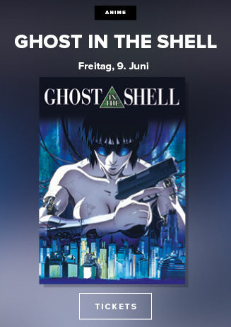 Ghost in the Shell '95
