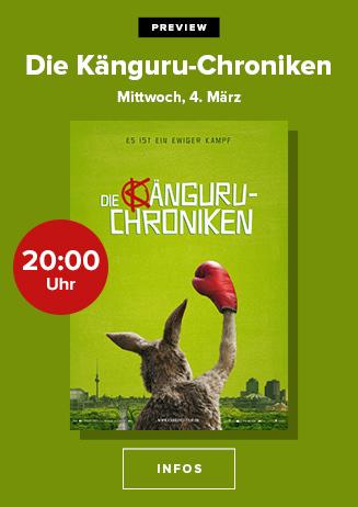 """Preview: """"Die Känguru-Chroniken"""""""