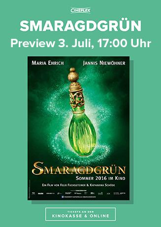 Preview: Smaradgrün