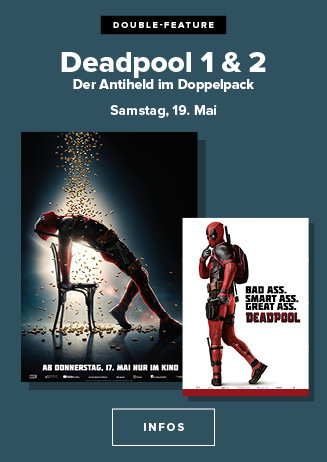 Double Feature Deadpool 1 + 2