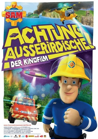 Feuerwehrmann Sam - Achtung Ausserirdische