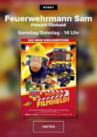 """190105/06 """"Feuerwehrmann Sam - Plötzlich Filmheld"""""""