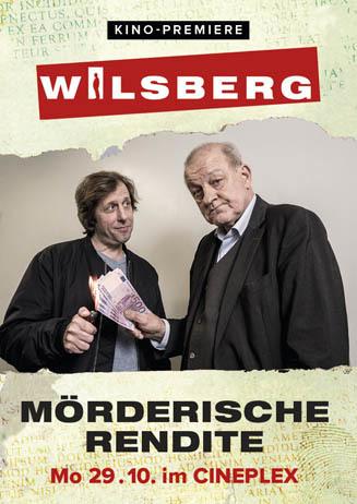 Wilsberg: MÖRDERISCHE RENDITE