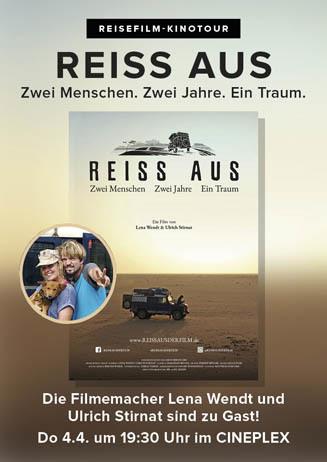 REISS AUS - Kinotour