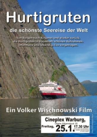 Reisefilm: HURTIGRUTEN