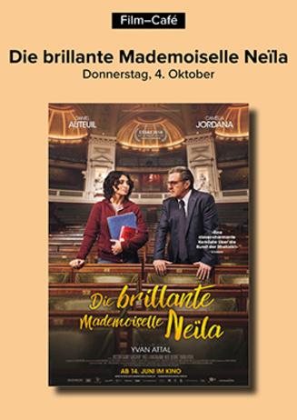 Film-Café im Oktober 2018