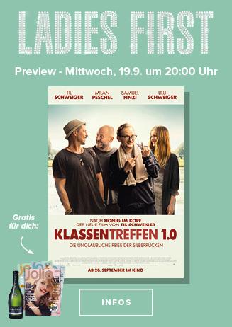 """180919 LF """"Klassentreffen 1.0"""""""