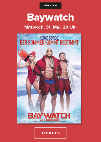 """Preview """"Baywatch"""""""