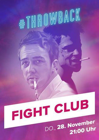#THROWBACK: FIGHT CLUB