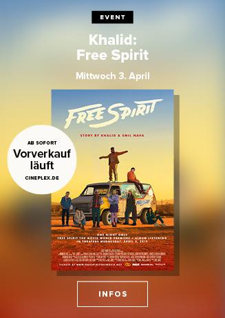 AC: Khalid Free Spirit