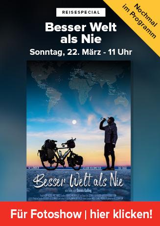 """200229 Nachbericht Starbesuch """"Besser Welt als nie"""""""