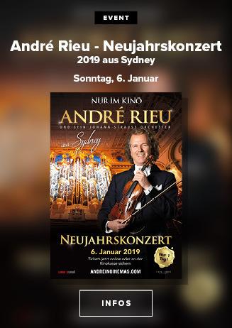 AC Andre Rieu Neujahrskonzert