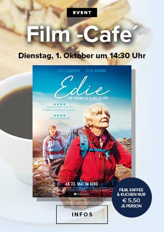 Filmcafé: Edie - für Träume ist es nie zu spät