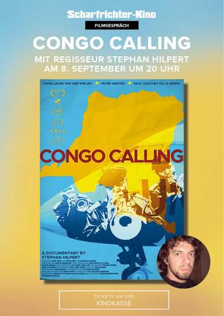 "Filmgespräch: ""Congo Calling"""