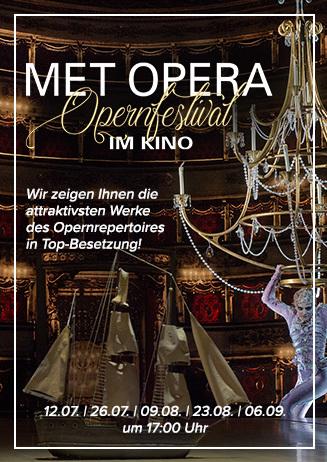 MET Opera: Sommeropernfestival 2020